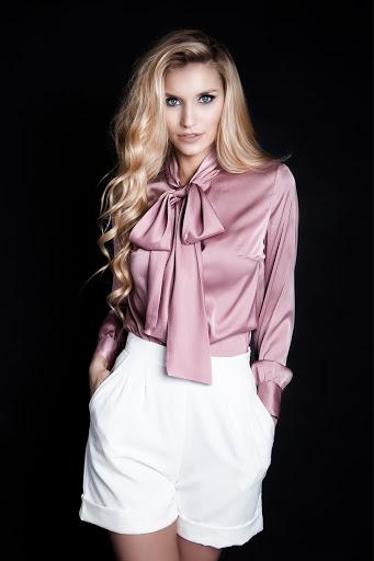 Women's blouse pattern sizes 40-58