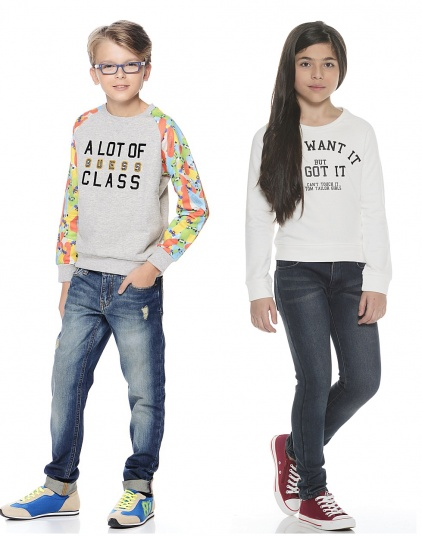 Free Kids Sweatshirt Pattern With Raglan Sleeves (Sizes 1-8 Years)