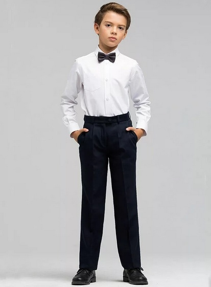 Trousers or Boys - Free Sewing Pattern (Sizes 8-16 Years)