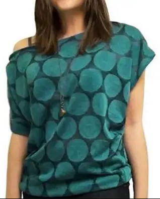 Casual Blouse Free Sewing Pattern For Women