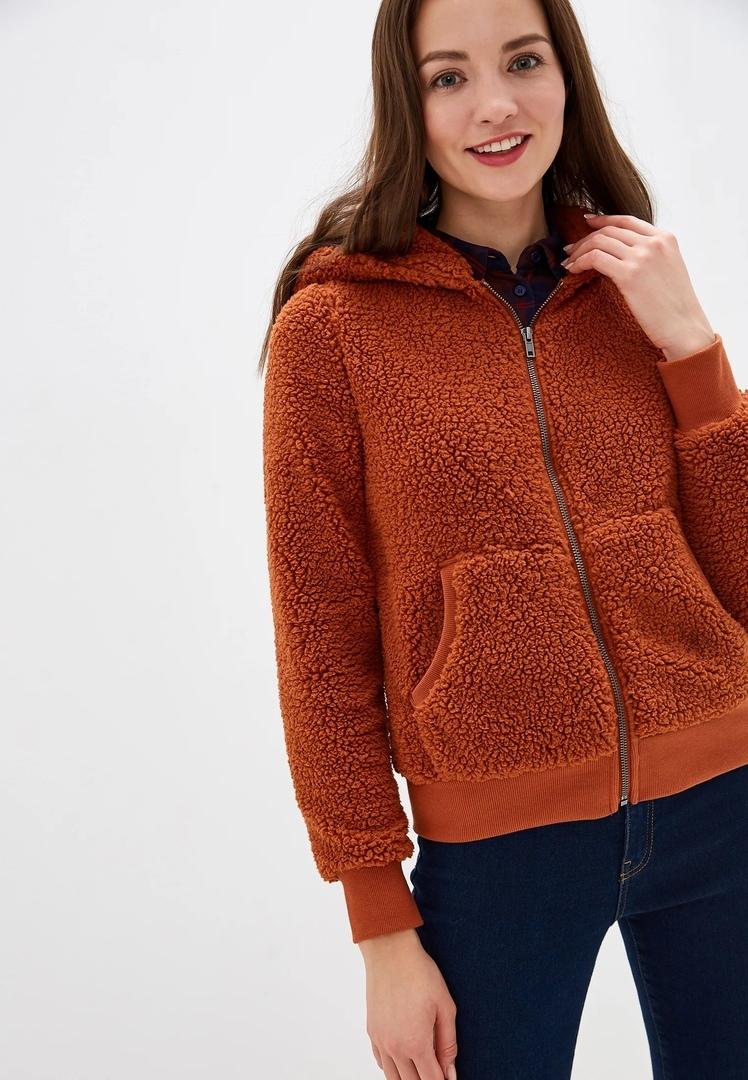 women fleece jacket free pattern