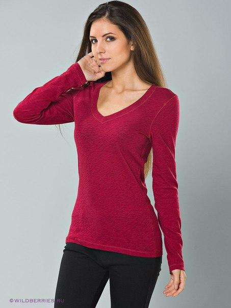 Long Sleeve V Neck T-Shirt - Free Sewing Pattern (Sizes36-52 Eur)