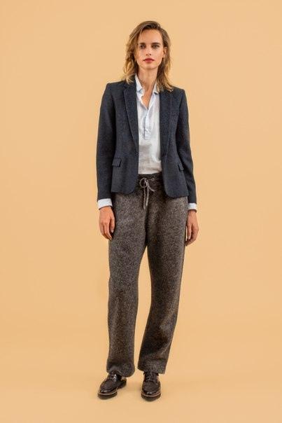 Pants Free Sewing Pattern (40-42 Eur)