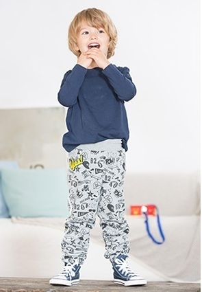 Kids Pants - Free Sewing Pattern (Sizes For Height 50-104cm)