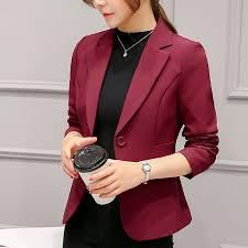 Women Formal Blazer (Sizes 36-48)