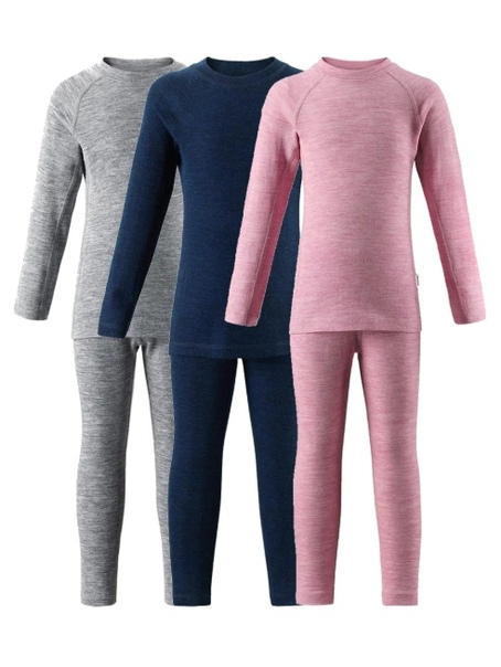 Unisex Thermal Sewing Pattern (Sizes XS-XL)
