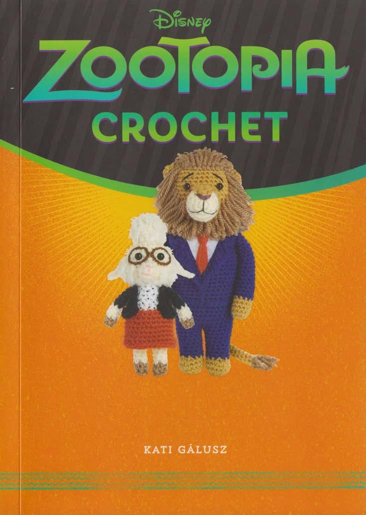 Zootopia Crochet 2017