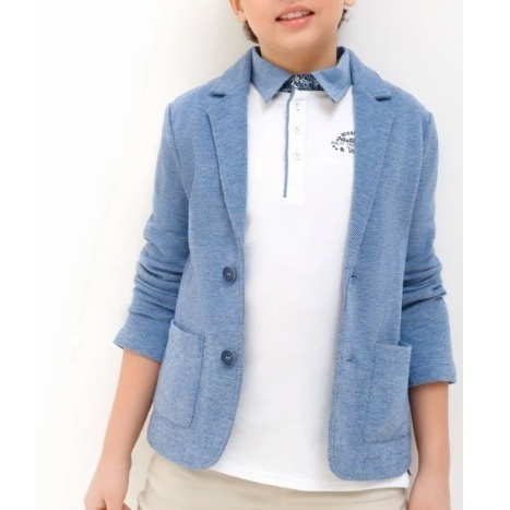 Children's Jacket Sewing Pattern (Sizes 5-10 Years)