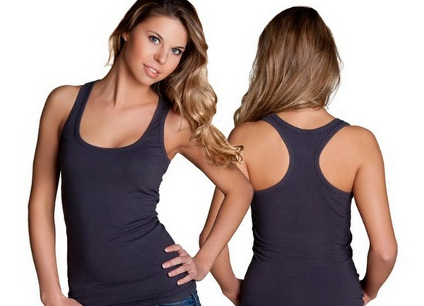 Racerback Tank Top Sewing Pattern For Women (Sizes 40-52 Russian)