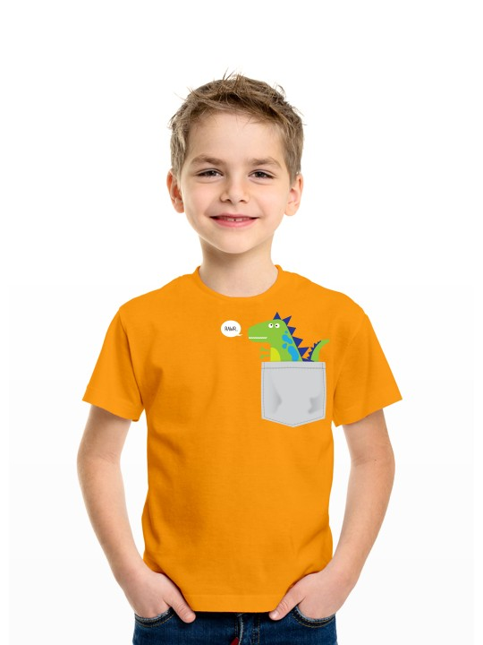 Round Neck T-Shirt Sewing Pattern For Kids (12M-7T)