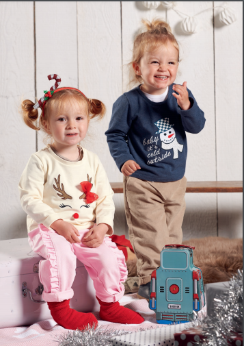 Sewing Pattern For Children's Pants (Sizes 10M-4T)
