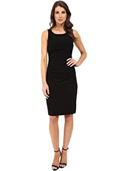 Sleeveless Sheath Dress Sewing Pattern For Woman (Sizes 40-58 Russian)