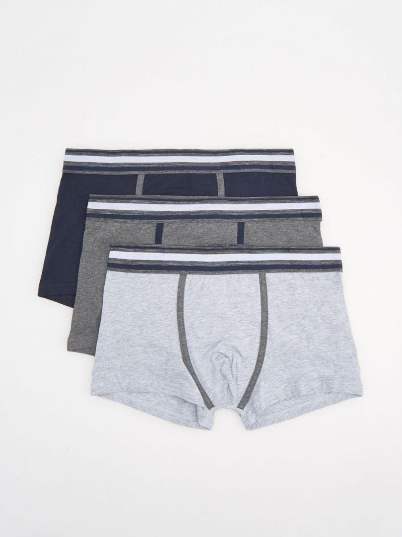 Men's Boxer Shorts Sewing Pattern (Sizes 46-60 Eur)