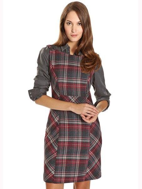 Midi Dress Sewing Pattern (Size 42-54 Eur)