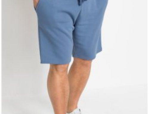 Men's Shorts Sewing Pattern (Sizes 46-54 Eur)