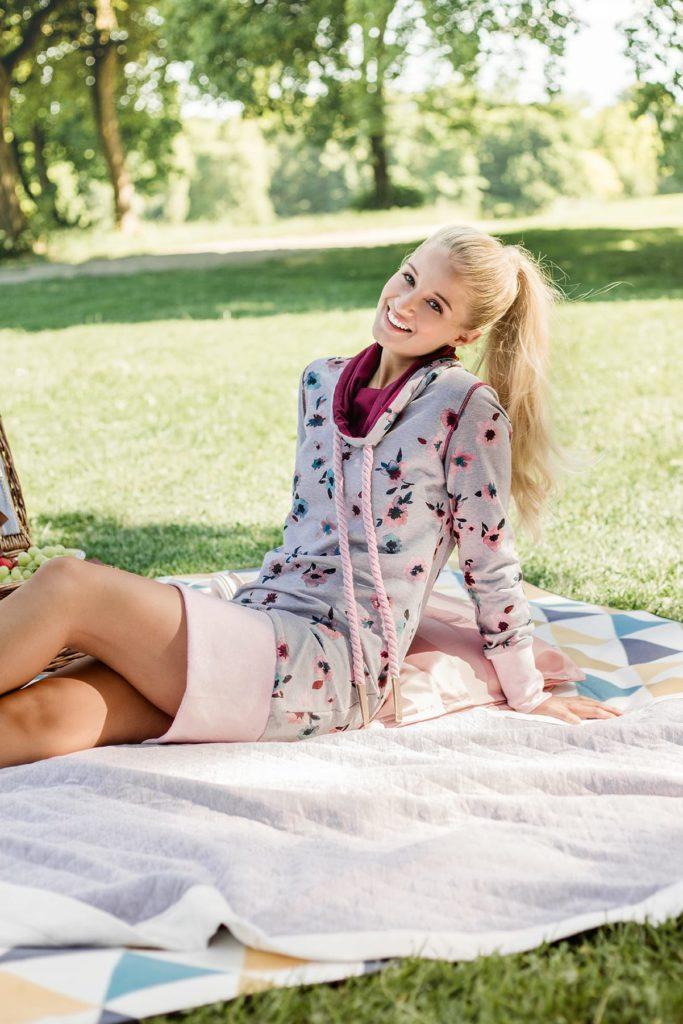 Sweat Dress Sewing Pattern (Sizes 32-46 Eur)