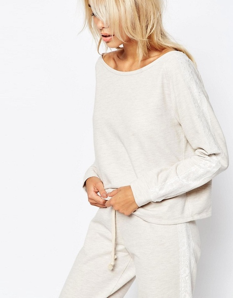 Sweatshirt Sewing Pattern For Women (Sizes 36-42 Eur)