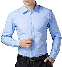 Formal Shirt Sewing Pattern For Men (Sizes 48-54 Eur)
