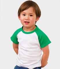 Raglan T-Shirt Sewing Pattern For Kids (Sizes 2-11 Years)