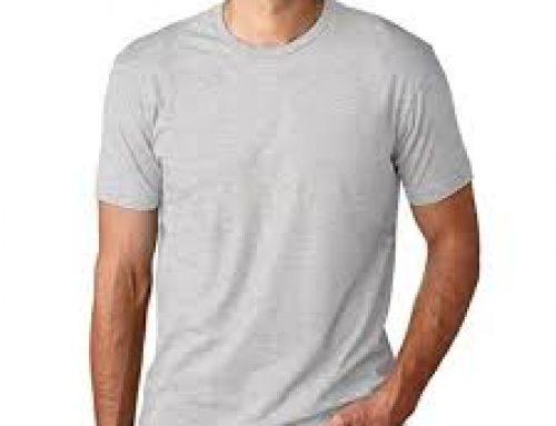 Men's T-Shirt Sewing Pattern (Sizes 44-62 Eur)