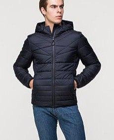 Men's Windbreaker Jacket With Hood Sewing Pattern (Sizes 48-62 Russian)