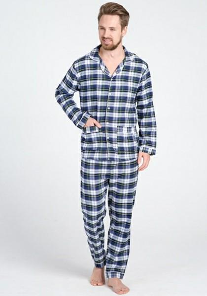 Sewing Pattern For Men's Pajamas (Sizes 44-52 Eur)
