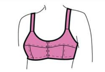 Larger Size Bra Sewing Pattern