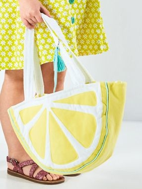 Lemon Handbag Sewing Pattern