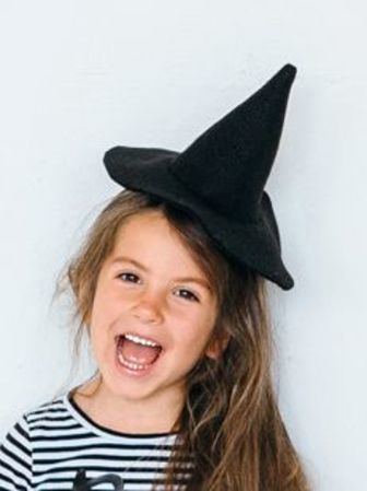 Witch Hat Sewing Pattern