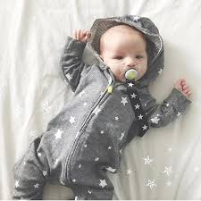 Jumpsuit Sewing Pattern For Babies (Sizes 0M-3M)