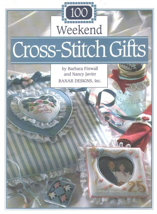 100 Weekend Cross-Stitch Gifts