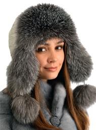 Women's Fur Hat Sewing Pattern