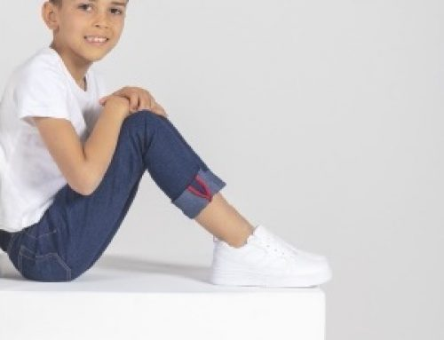 Jeans For Boys Sewing Pattern (Sizes 104-134 Eur)