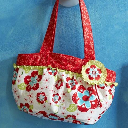 Handbag Sewing Pattern For Girls