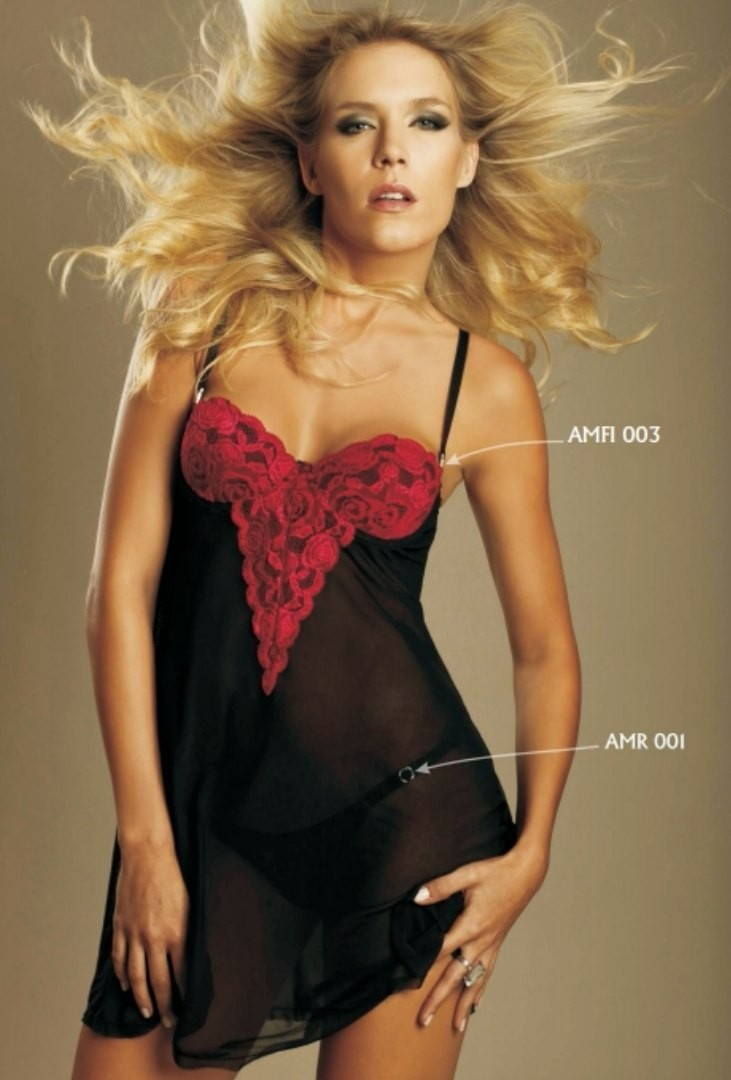 Lacy Chemise Sewing Pattern For Women (Sizes P M G)