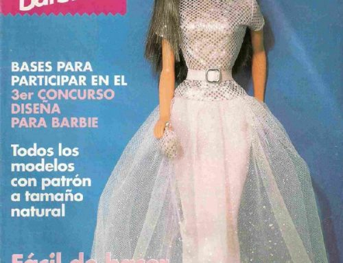 Patrones Barbie №3