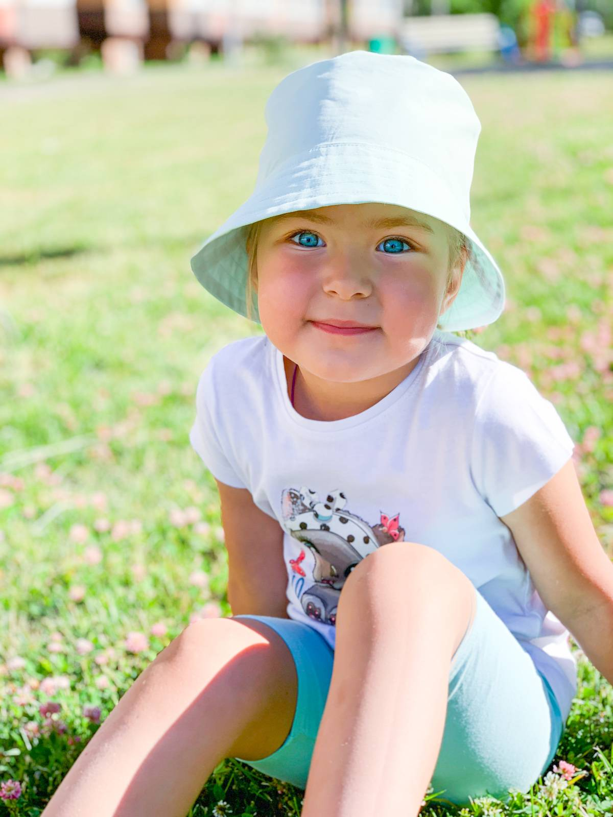 Children's Panama Hat (Head Circumference 48-56cm)