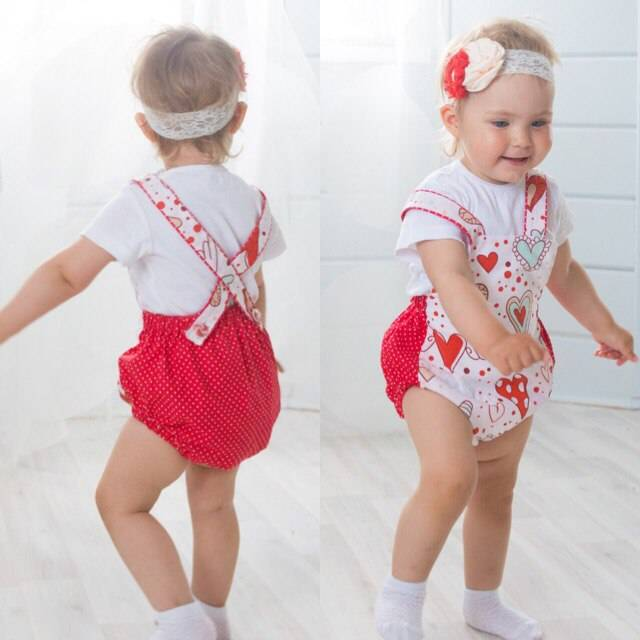 Romper Sewing Pattern For Babies (Growth 50-92)