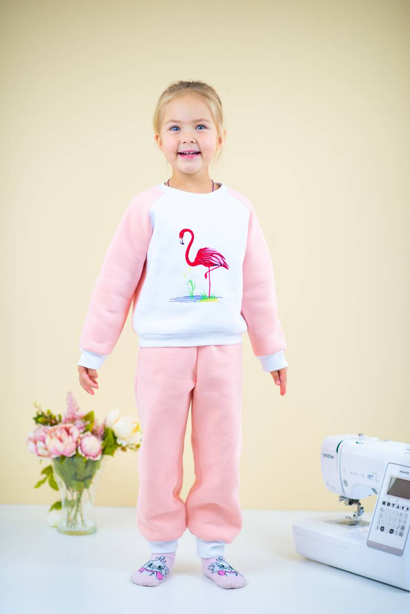 Sweatshirt For Kids (Child's Height 68 -158)