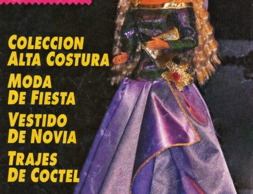 Patrones Barbie №1