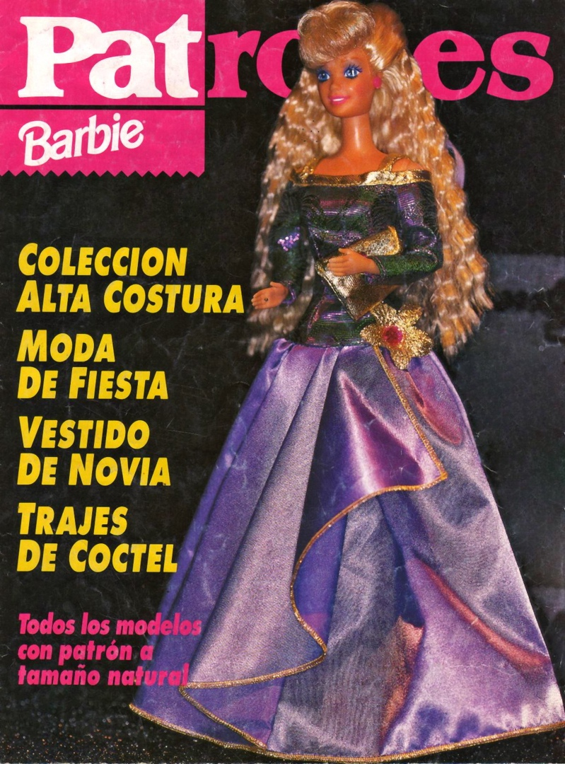 Patrones Barbie №1