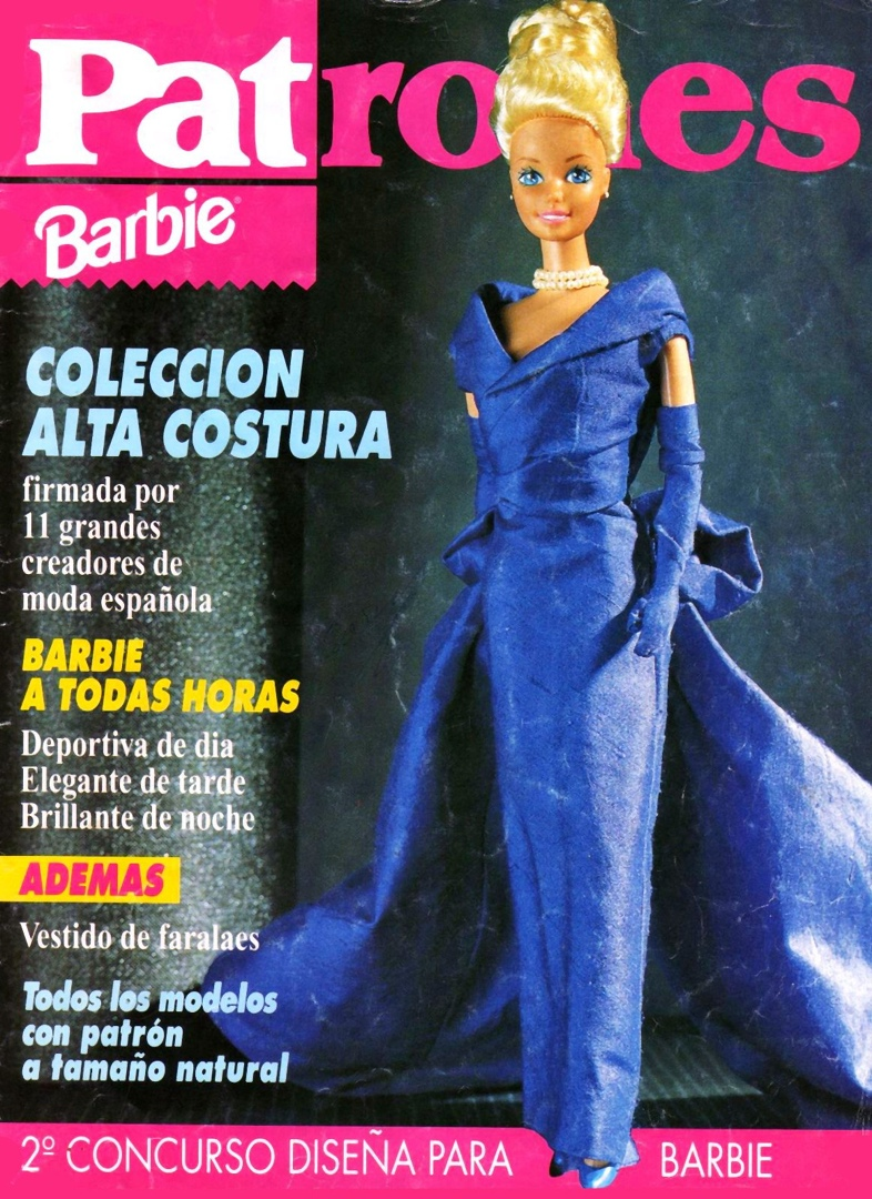 Patrones Barbie №2