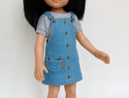 Sundress Sewing Pattern For Doll