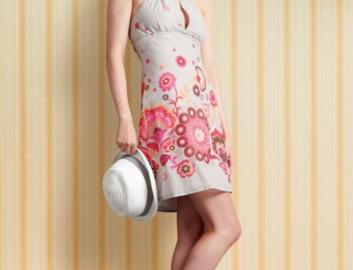 Sundress Sewing Pattern For Women (Sizes 36-44 Eur)
