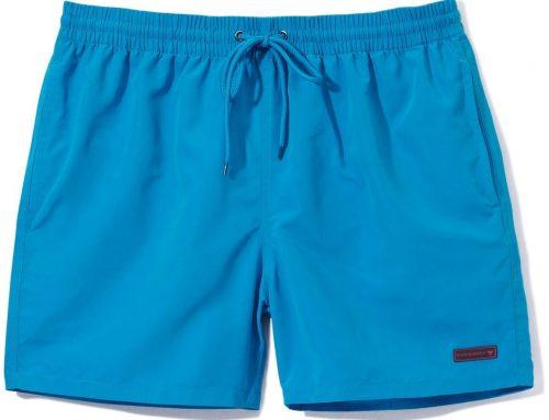 Pyjama Shorts For Men Sewing Pattern (Sizes 46-54)