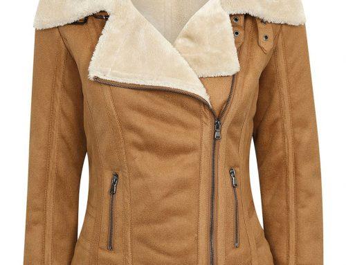 Biker Jacket Sewing Pattern for Women (Sizes 38-42-46 Eur)