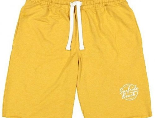 Knit Shorts For Boys & Teenagers (Sizes 92-170)