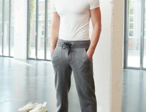 Jogger Pants Sewing Pattern For Men (Sizes 46-60 German)