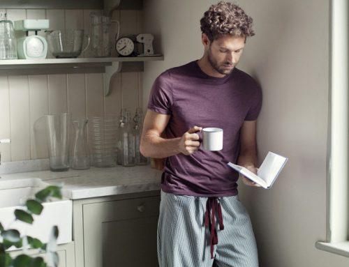 Mens Pyjama Pants Sewing Pattern (Sizes S-XL)