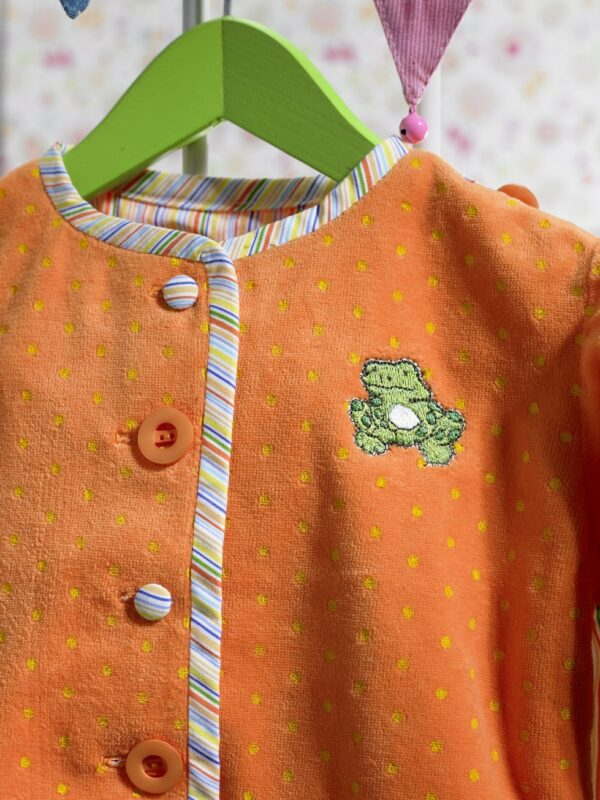 Baby Jacket And Pants Sewing Pattern